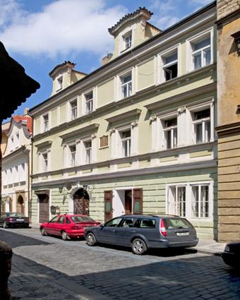 Foto - Accommodation in Praha 1 - Hotel King George