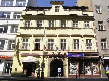 Foto - Accommodation in Praha - Hotel U dvou zlatých klíčů