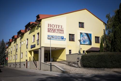 "Foto - Accommodation in Přerov - Hotel ""Na Jižní"""