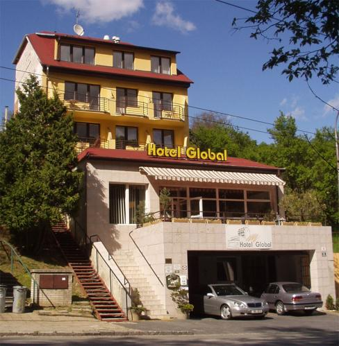 Foto - Accommodation in Brno - Hotel Global