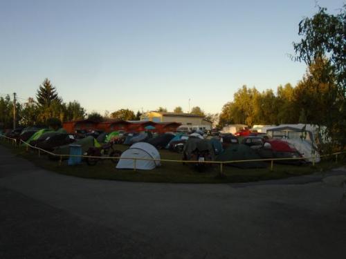 Foto - Accommodation in Mšeno u Mělníka - Autokemp - ubytovna SK Mšeno