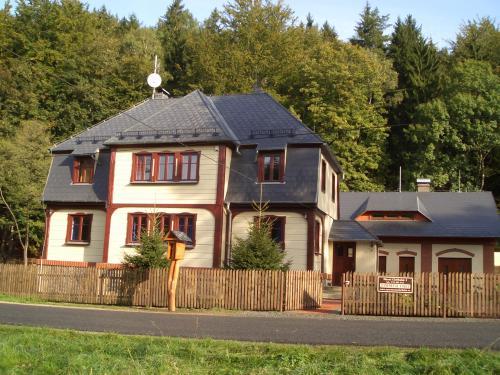 Foto - Accommodation in Horní Chřibská - Apartmány Chřibská