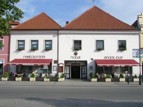 Foto - Accommodation in Beroun - Hotel Český Dvůr