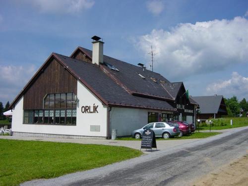 Foto - Accommodation in Zlaté Hory - Penzion ORLÍK