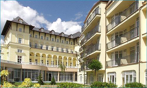 Foto - Accommodation in Mariánské Lázně - Falkensteiner Grand  Spa Hotel Marienbad