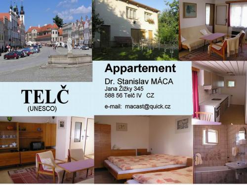 Foto - Accommodation in Telč - Appartement