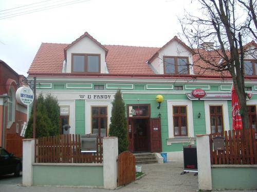 Foto - Accommodation in Śatov - Penzion a  restaurace U Fandy