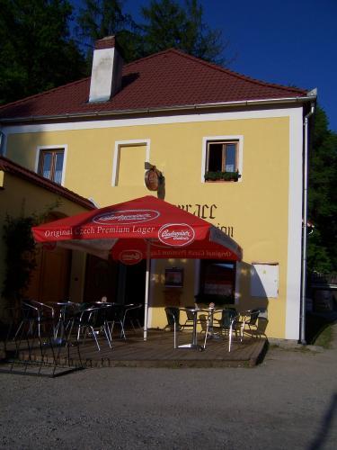 Foto - Accommodation in Nové Hrady - Penzion Pod hradem
