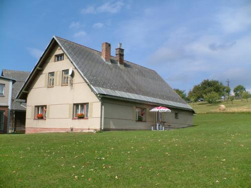 Foto - Accommodation in Nekoř - Cottage on the black mountain