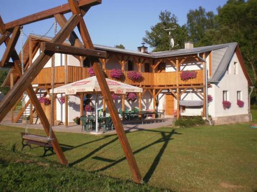 Foto - Accommodation in Chvaleč - penzion U Hada