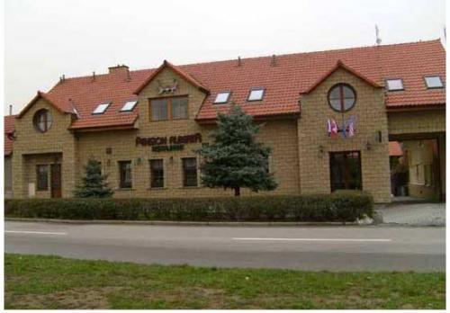 Foto - Accommodation in Prostějov - Pension Alberta