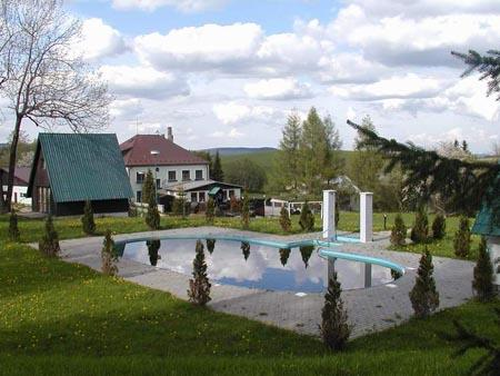 Foto - Accommodation in Rudná pod Pradědem - Pension Mariana