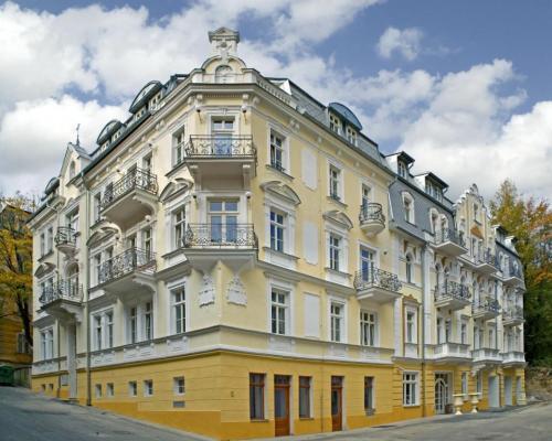 Foto - Accommodation in Mariánské Lázně - Hotel Romanza