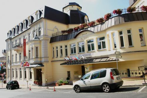 Foto - Accommodation in Mariánské Lázně - Hotel Continental