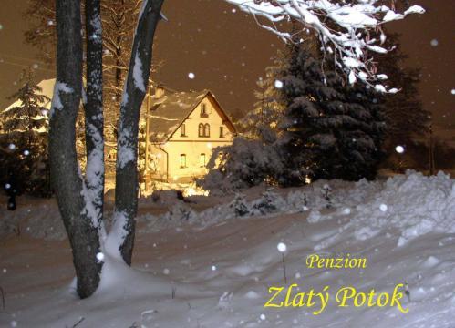 Foto - Accommodation in Malá Morava - Zlatý Potok - Penzion Zlatý Potok
