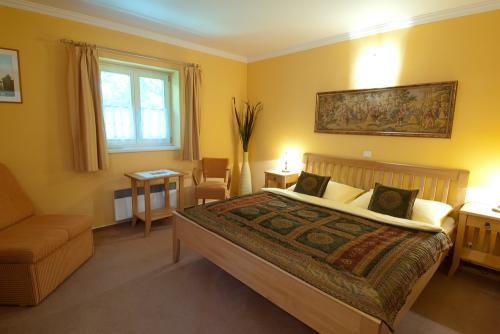 Foto - Accommodation in Lednice - Garni Hotel 1. Plavební