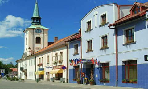 Foto - Accommodation in Kostelec nad Orlicí - hotel Panský Dům