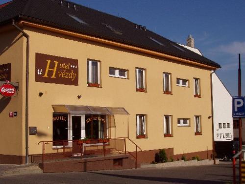 Foto - Accommodation in Praha - Hotel U Hvězdy