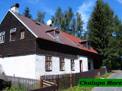 Foto - Accommodation in Pernink - Chalupa Mars