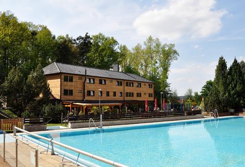 Foto - Accommodation in Hluboká nad Vltavou - Sporthotel Barborka