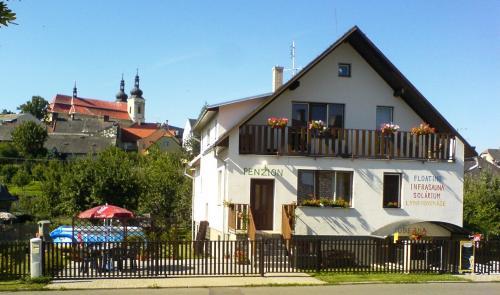 Foto - Accommodation in Bystré - Penzion + Relax centrum Kubíčkovi