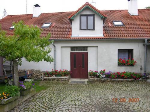 Foto - Accommodation in Brloh - pension Blanský les