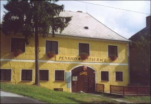 Foto - Accommodation in Černá v Pošumaví - penzion Slunce