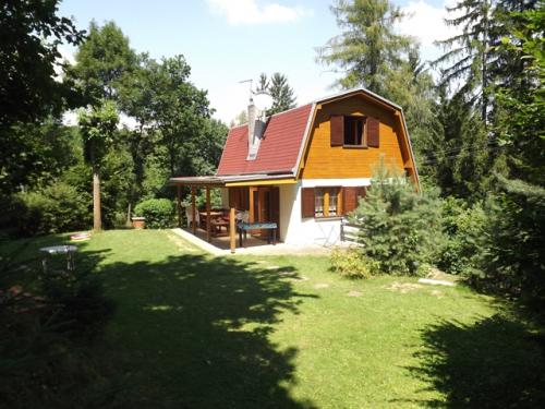 Foto - Accommodation in Oslnovice - Holidayhouse on Vranov sea