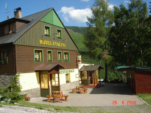 Foto - Accommodation in Špindlerův Mlýn - Hotel Výsluní