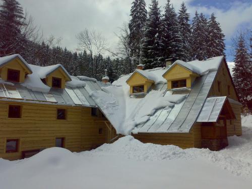 Foto - Accommodation in KOUTY NAD DESNOU - Chata Lyžař