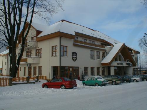 Foto - Accommodation in Čeladná  - Hotel Prosper