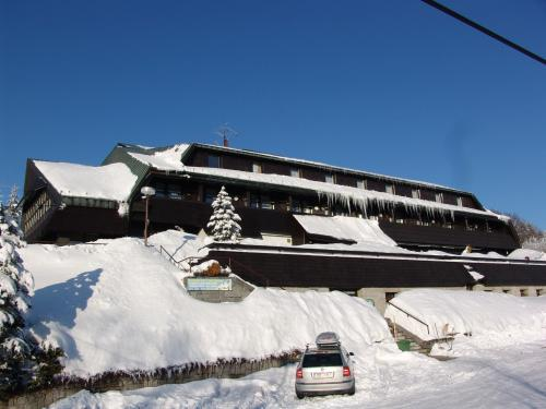 Foto - Accommodation in Karolinka - Mountain hotel Soláň