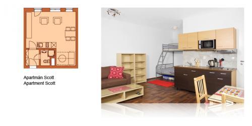 Foto - Accommodation in Loučná pod Klínovcem - Apartments Klinovec