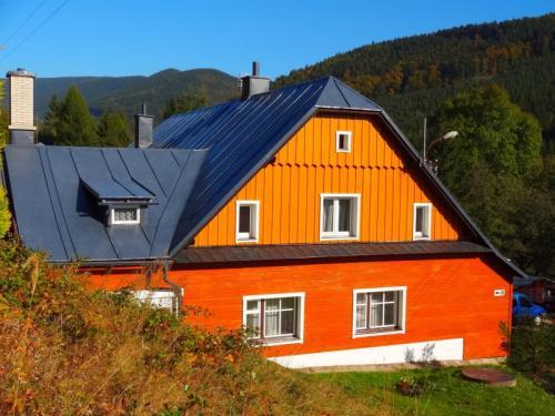 Foto - Accommodation in Kouty nad Desnou - Chata Horalka