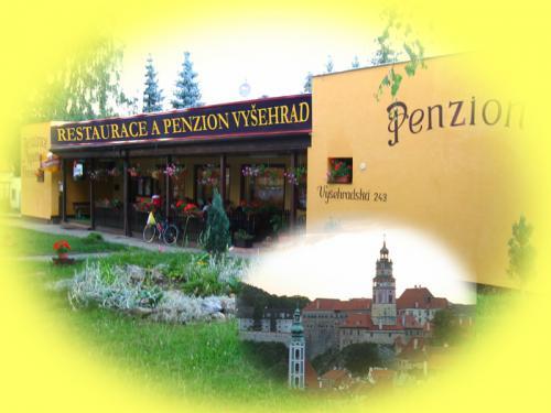 Foto - Accommodation in Český Krumlov - Penzion Vyšehrad