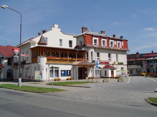 Foto - Accommodation in Jeseník - HOTEL STAŘÍČ