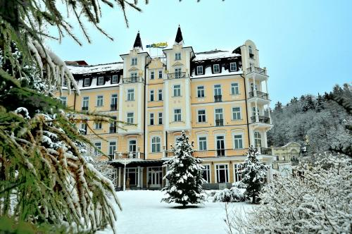 Foto - Accommodation in Marianske Lazne - sun hotel