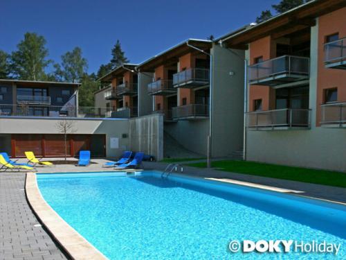 Foto - Accommodation in Lipno nad Vltavou - Apartments Lipno  |  DOKY Holiday resort