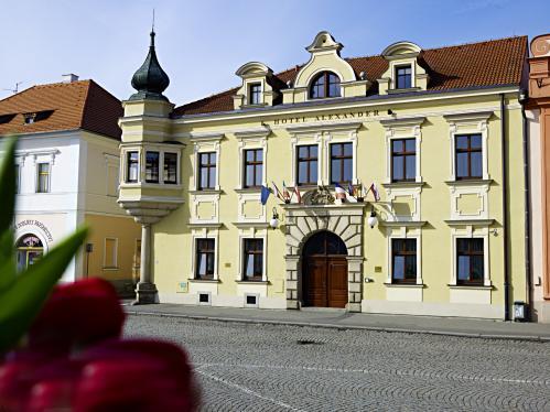 Foto - Accommodation in Stříbro - Hotel Alexander