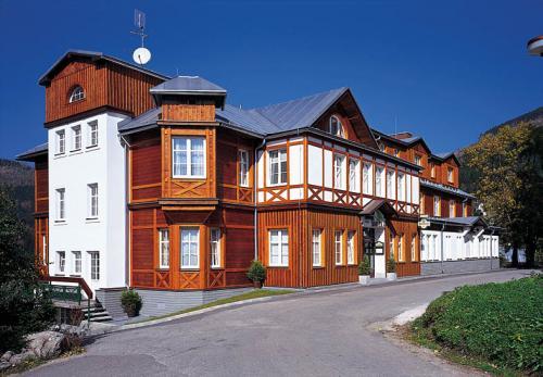 Foto - Accommodation in Špindlerův Mlýn - Hotel Sněžka Felicity