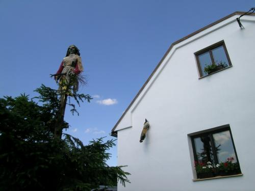 Foto - Accommodation in Kunžak - Arabela - penzion u čarodějnic