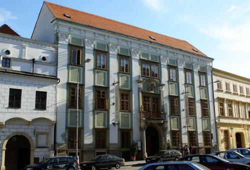 Foto - Accommodation in Znojmo - The Althann Palace