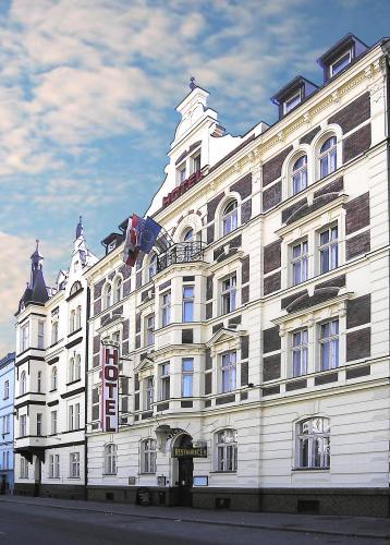Foto - Accommodation in PLZEŇ - HOTEL VICTORIA  ***
