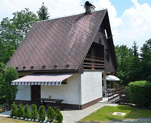 Foto - Accommodation in 78985 Mohelnice - CHATA U HRADU BOUZOV