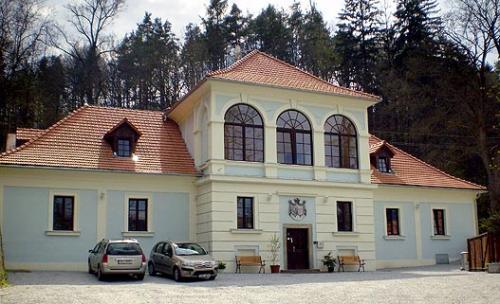 Foto - Accommodation in Český Krumlov - Vodotrysk