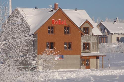 Foto - Accommodation in Boží Dar - ReBeL - ubytovací a školicí komplex - Boží Dar