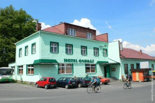 Foto - Accommodation in Raškovice - Hotel Ondráš Raškovice