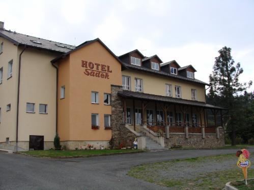 Foto - Accommodation in Díly - Mountain hotel Sádek