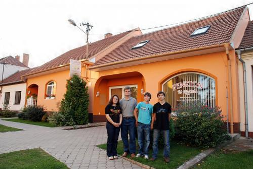 Foto - Accommodation in Mikulčice - Pension to the church