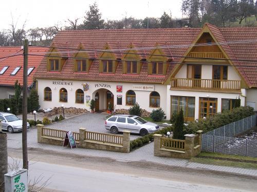 Foto - Accommodation in Olšany - Penzion U Kalábů - Ubytování Olšany - Vyškov - Rousínov